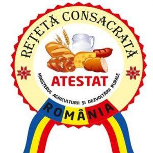 Rețete consacrate românești