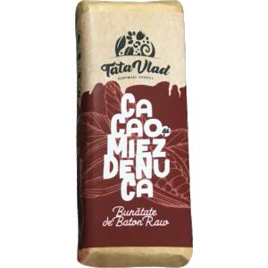 Baton raw vegan cacao si nuca – TATA VLAD