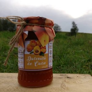 Dulceață de caise – Traditional Plus 360 g