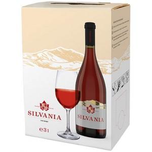 Vin Pinot Noir Rosu – demisec 3l– PODGORIA SILVANIA