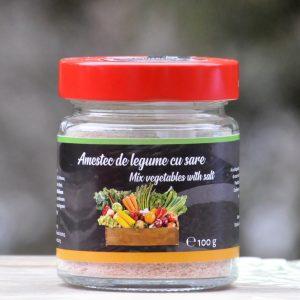 AMESTEC DE LEGUME CU SARE/100G/BORCAN