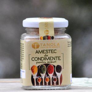 AMESTEC CONDIMENTE SOSURI TANOLA 50G/BORCAN